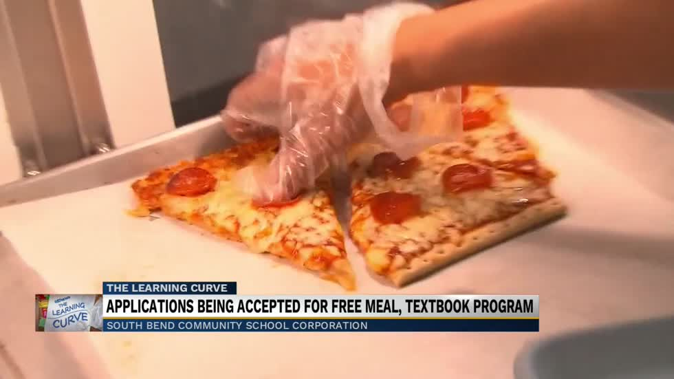 South Bend parents encouraged to complete free meal and textbook...